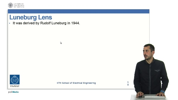LENS ANTENNAS - Part 5.2: Graded index lenses.
