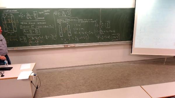 Física 1. Lección 7. Trabajo necesario para llevar un condensador a carga q0
