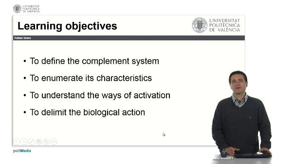 Generalidades del sistema del complemento