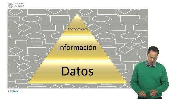 Proceso de datos e interfaz de usuario. Tipos de proceso de datos