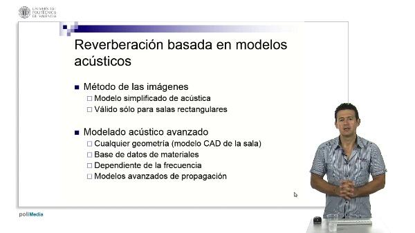 Reverberación basada en modelos acústicos (1ª parte)