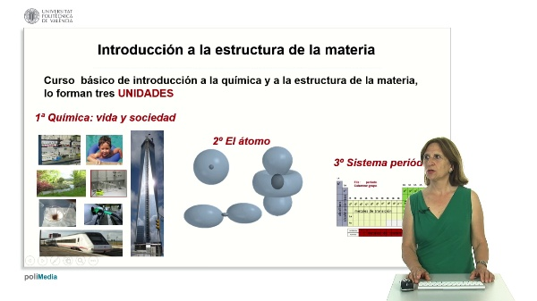 Introducción a la estructura de la materia