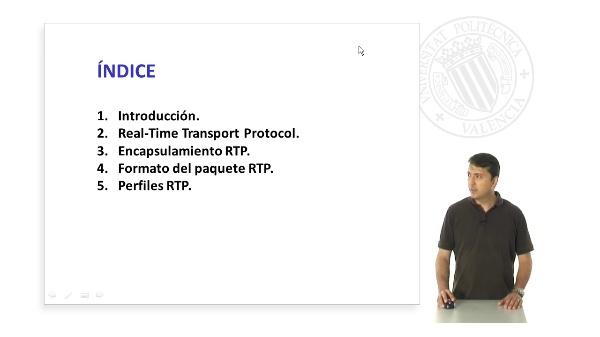 Formato del paquete RTP