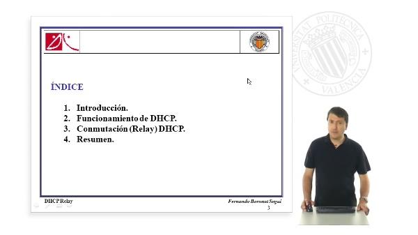 Conmutación DHCP (DHCP Relay)