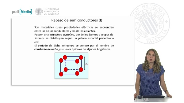 Estudio de semiconductores I