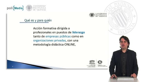 Diploma de Extensión Universitaria en Liderazgo, Toma de Decisiones Estratégicas y Mercados Emergentes
