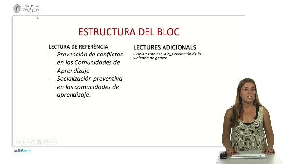 Bloc 7: Model Dialòlig dePrevneció i Resolució de Conflictes