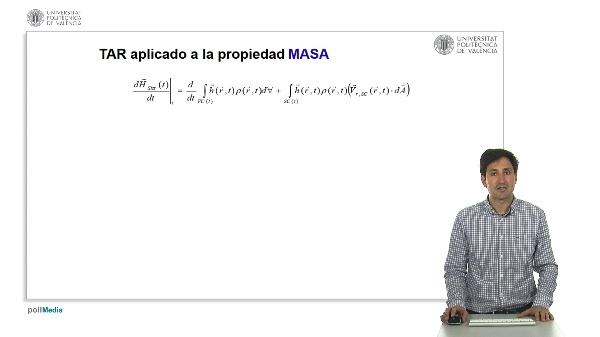 Conservación de la masa. Ecuación de continuidad