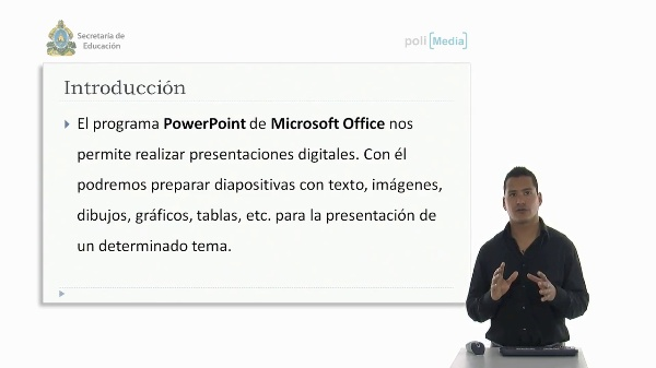 Introducción a PowerPoint