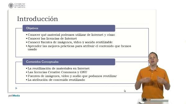 Reutilizando material en internet. Introducción (2)