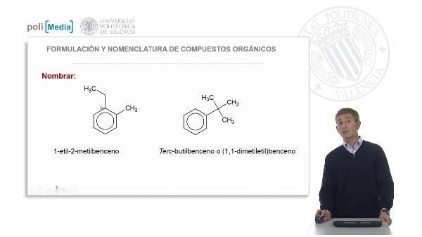 Hidrocarburos aromáticos. Ejercicio práctico-soluciones