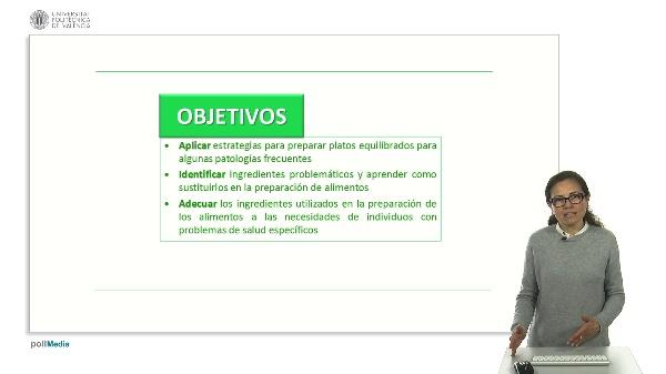 Introducción Cocina y Salud.