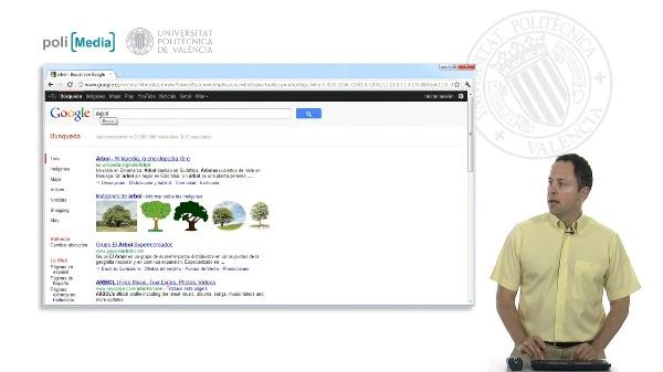 Buscar en Internet. Uso avanzado del navegador. La barra lateral