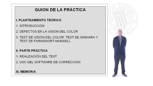 Test de Visión del color