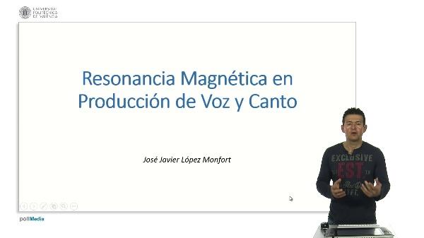Resonancia Magnética en Producción de Voz y Canto