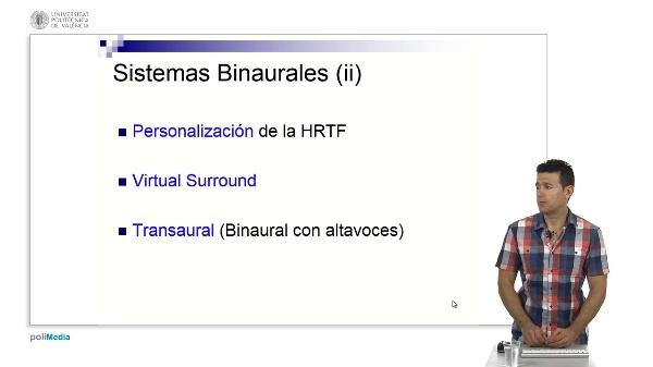 Sistemas Binaurales (ii)