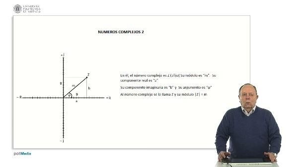Números Complejos II.