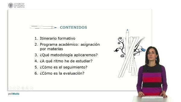 Programa academico Master Valoracion Biomecanica Clinica
