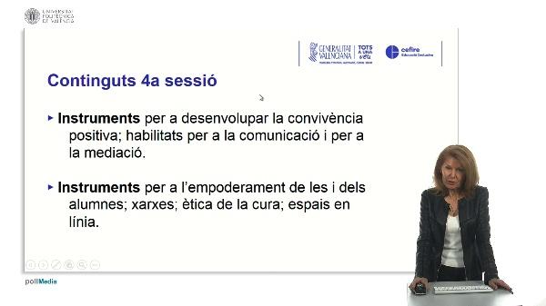 Formació per a la Coordinació d¿igualita i Convivència II - S.IV