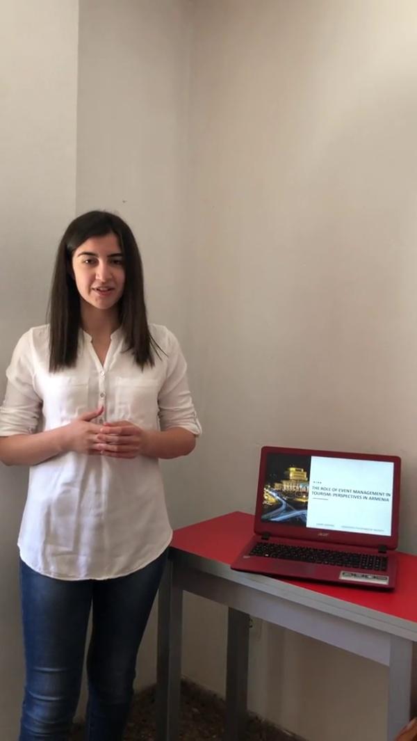 Oral presentation Lusine Dashyan