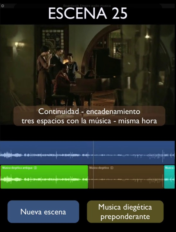 anticipo largo de música diegética en Boardwalk Empire 2x04. análisis: Antonio Sarió Balada