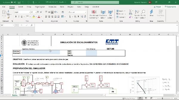 SET 2.- Presentación Excel