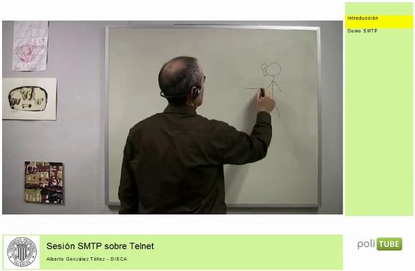 SMTP con Telnet