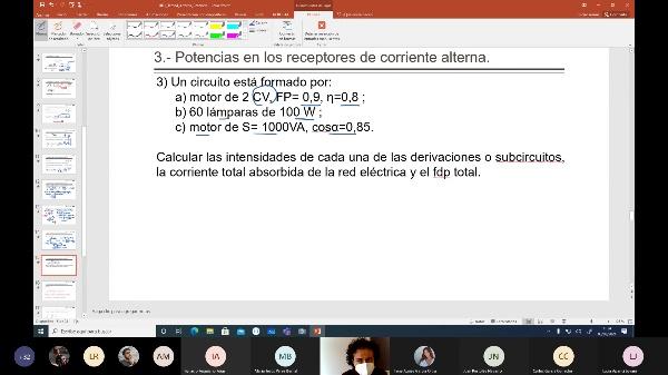 TEE_Ud1_T4 Circuitos en corriente Alterna Potencias