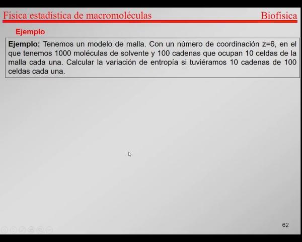 6.-Física Estadística T62-Cálculo Entropía