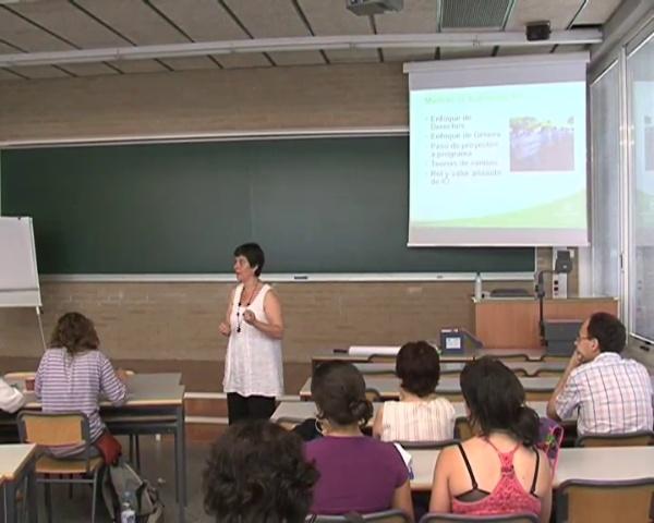 Angels Catalá - Gestión de Proyecto - Diagnástico, Diseño y Formulación (parte 1 de 4)