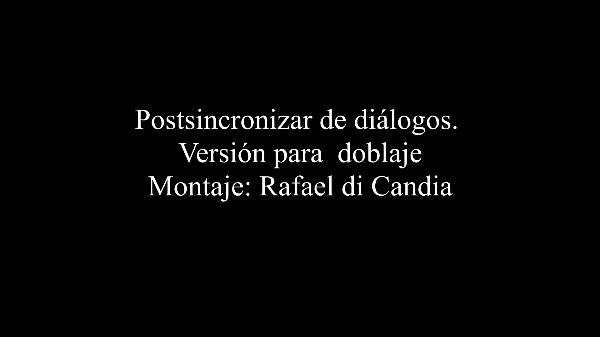 Cafeteria_Postsincronizacion_de_diálogos_Version_para_doblaje_diCandia