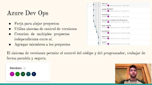 Herramientas y modelos de gestión y control de versiones de código. ISW/3F1/Grupo4