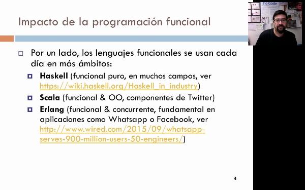 Tema 3. Programación funcional: introducción (1/2)
