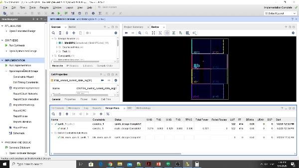 DSD - Tema 6b - Flujo de diseño para FPGAs - Implementación - Verificación