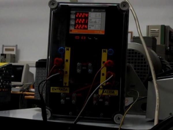 Funcionamiento del analizador de Redes Circutor CVM-96