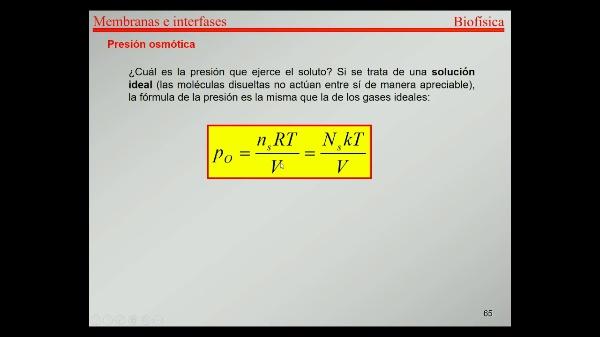 4.-Transporte-T66-T68- Calculo de Presión Osmótica
