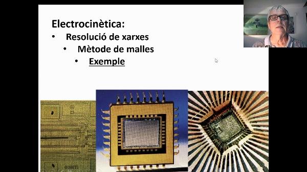 Exemple d'aplicació del mètode de malles