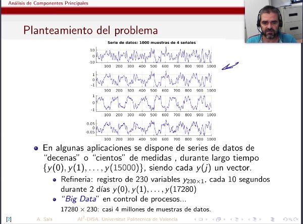 Análisis de Componentes Principales para ingeniería de control (parte 1: motivación)