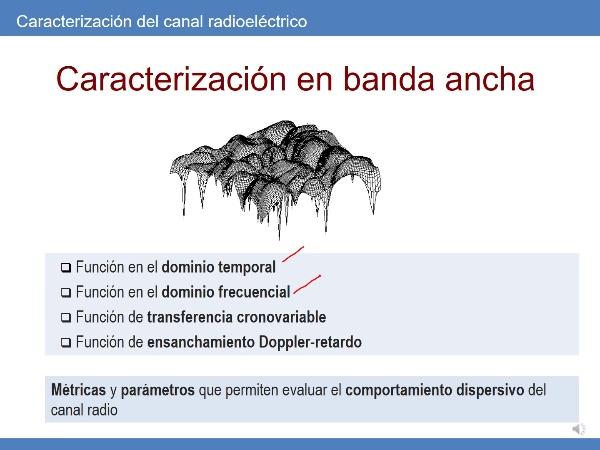 SSTR_T3_Caracterización teórica del canal radio