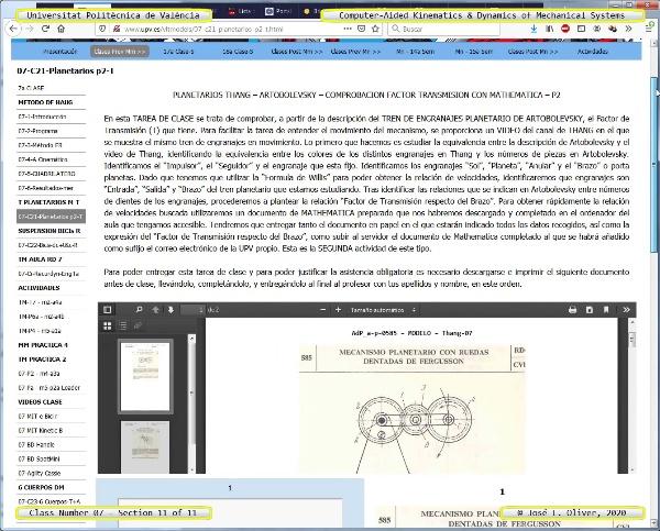 Tecnología de Máquinas ¿ 2020 ¿ TM - Clase 07 ¿ Tramo 11 de 11