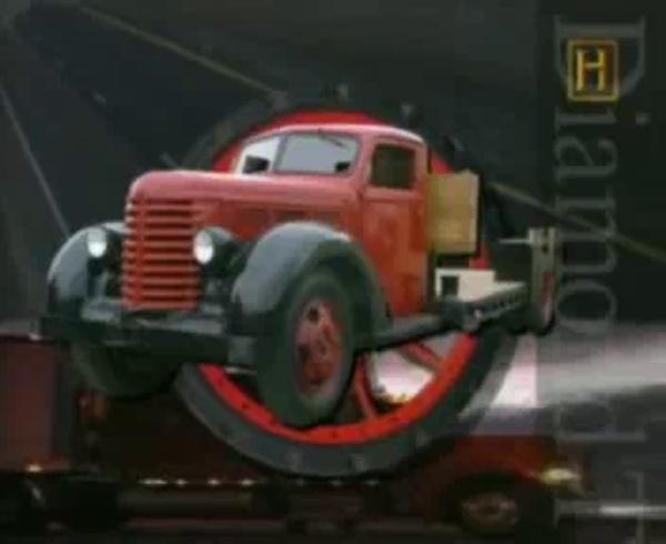 Camiones: La historia sobre ruedas