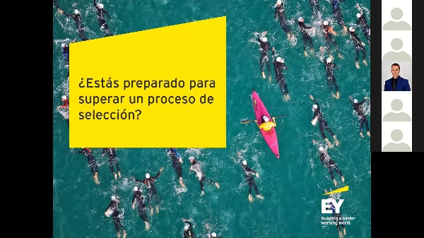 U-CONNECT. Webinar Empleo EY 2020.