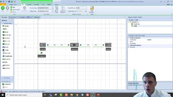 SIMIO_Video03_Incorporar gráficos para ver el estado de algunos objetos