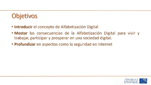 Unidad 3 - Lección 2 - Alfabetización Digital