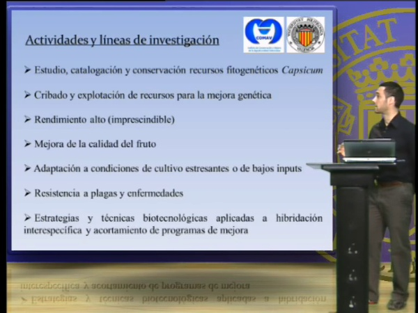 Grupo Mejora Pimientos Chiles y Ajies_COMAV_UPV_España