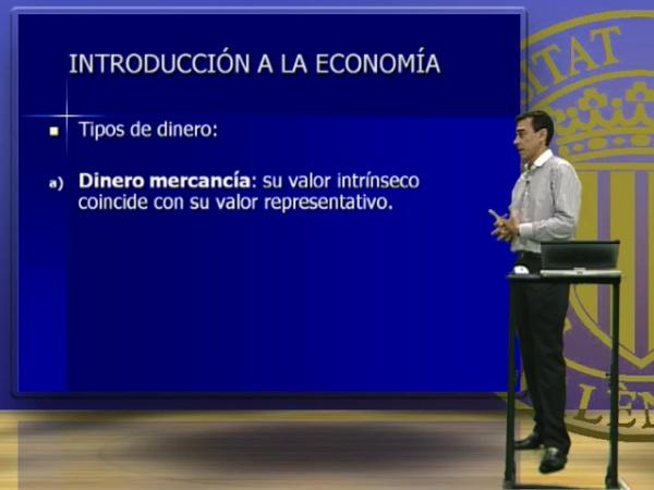 INTRODUCCIÓN A LA ECONOMÍA 6 (1º CURSO)