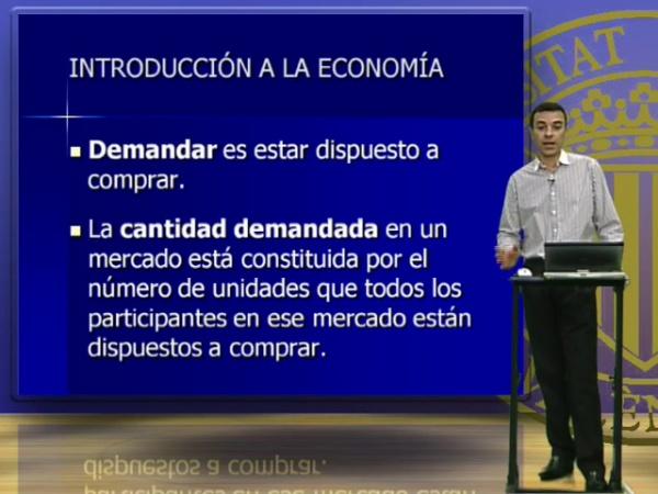 INTRODUCCIÓN A LA ECONOMÍA 3 (1º CURSO)