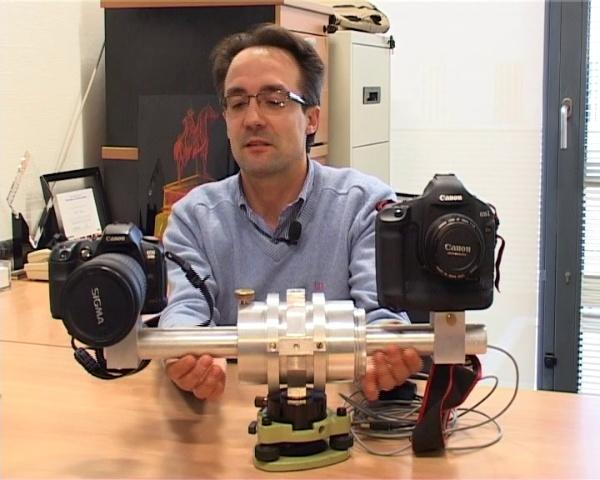 Desarrollan un novedoso sistema de georreferenciación de imágenes 3D