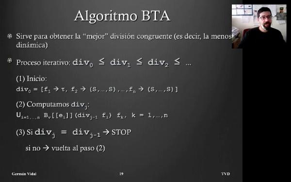 TVD - Evaluación de programas funcionales - BTA 2/2