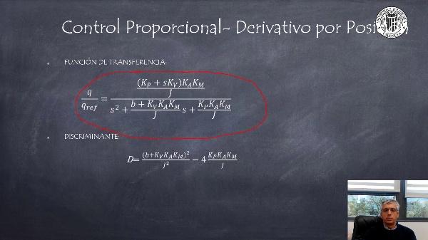 Modelado y Control de una Articulación VI